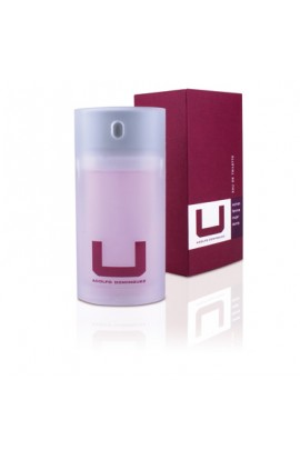 U DE ADOLFO DOMINGUEZ  WOMAN EDT 75ML