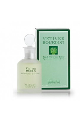 VETIVER BOURBON  EDT 100 ML.