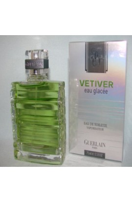 VETIVER EAU GLACÉE EDT 75 ML.