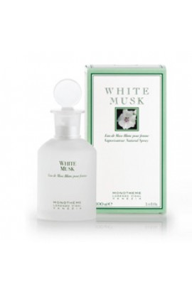 WHITE  MUSK  EDT 100 ML.