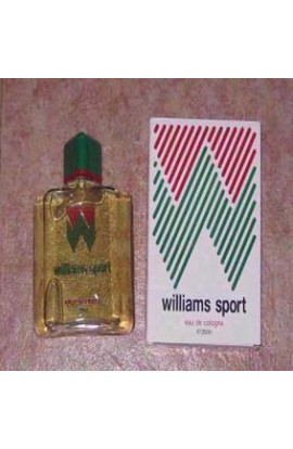 WILLIAMS SPORT EDT 100 ML.FORMATO ANTIGUO